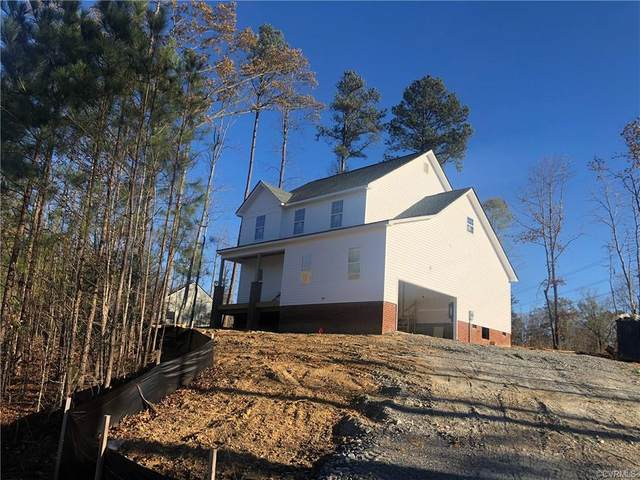 8209 Hunters Meadow Drive, Henrico, VA 23231 (MLS #2035228) :: The Redux Group