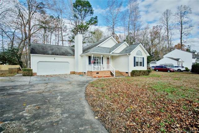 8269 Hamilton Drive, Gloucester, VA 23061 (MLS #2035229) :: Treehouse Realty VA