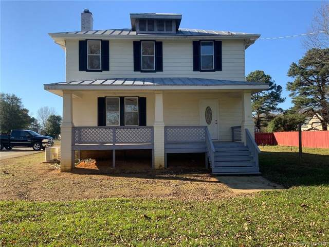 516 S Providence Road, Chesterfield, VA 23236 (MLS #2035246) :: The Redux Group