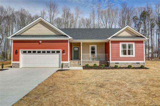 000 New South Ridge Road, Bumpass, VA 23024 (MLS #2035251) :: The Redux Group
