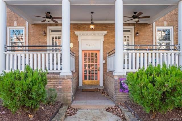 2735 W Grace Street U3, Richmond, VA 23220 (MLS #2035258) :: Small & Associates