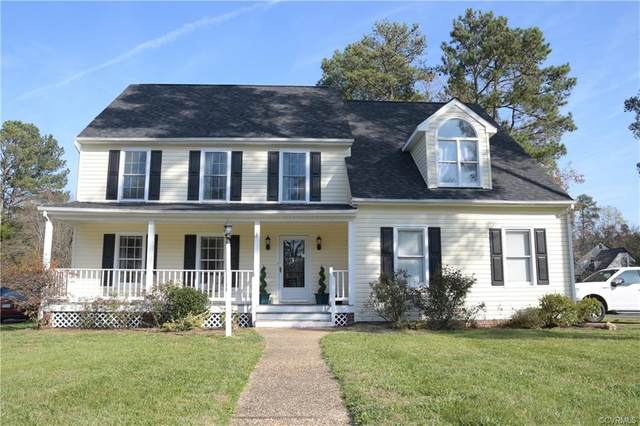 2500 Retrievers Ridge Road, Henrico, VA 23233 (MLS #2035271) :: The Redux Group