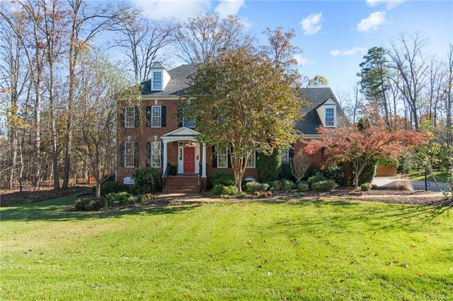 3401 Pond Chase Drive, Midlothian, VA 23113 (MLS #2035293) :: The Redux Group