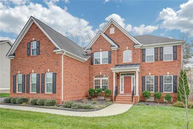 6207 Red Setter Lane, Moseley, VA 23120 (MLS #2035298) :: The Redux Group