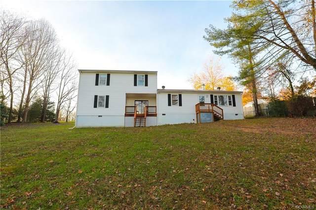 6555 Oak Drive, Quinton, VA 23141 (MLS #2035302) :: Village Concepts Realty Group