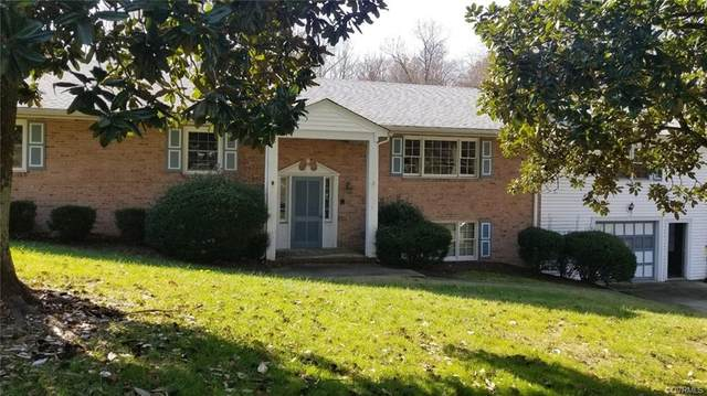 4717 Shoremeade Road, North Chesterfield, VA 23234 (MLS #2035303) :: The Redux Group