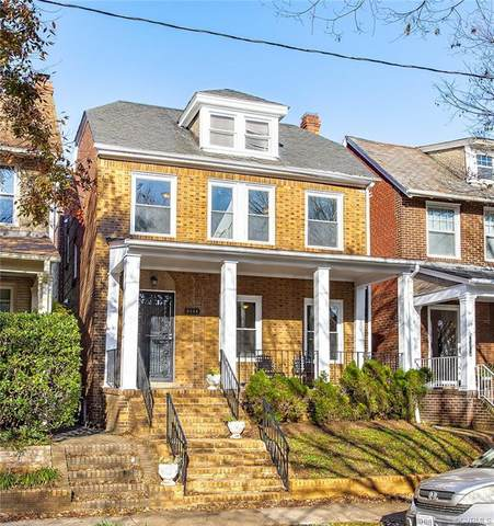 2406 Rosewood Avenue, Richmond, VA 23220 (MLS #2035346) :: The RVA Group Realty