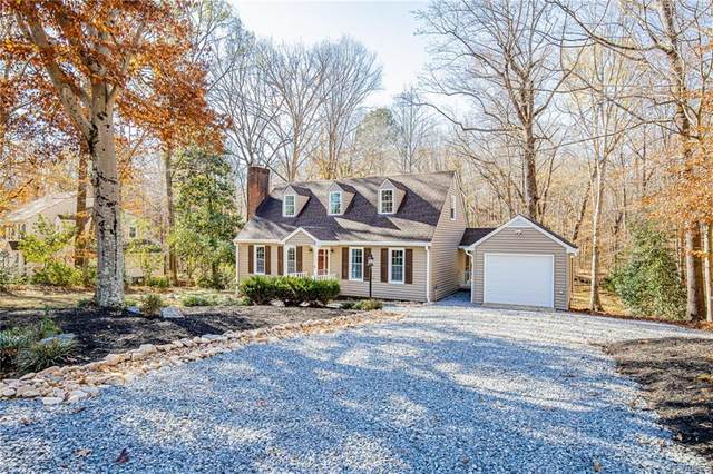 410 Pocono Drive, Chesterfield, VA 23236 (MLS #2035349) :: The RVA Group Realty