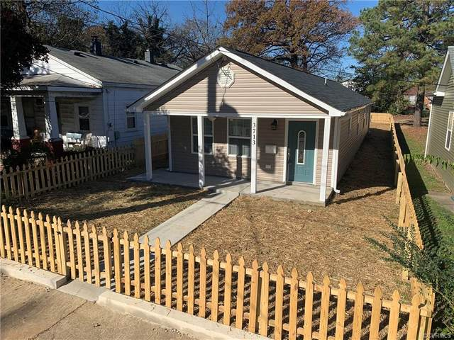 3713 Lawson Street, Richmond, VA 23224 (MLS #2035351) :: The RVA Group Realty