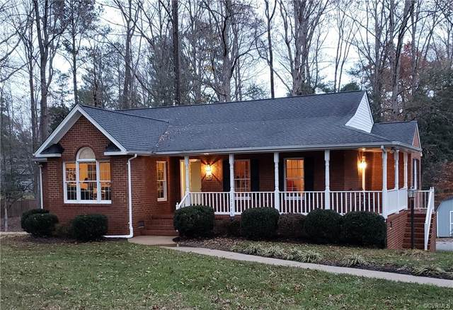 10286 New Britton Road, Mechanicsville, VA 23116 (MLS #2035354) :: The Redux Group