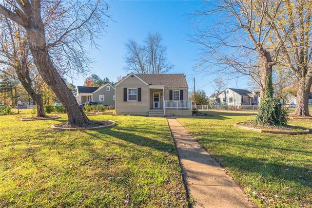 2908 Hartman Street, Richmond, VA 23223 (MLS #2035363) :: The RVA Group Realty