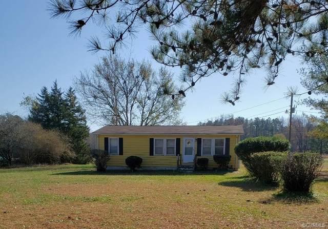 25311 Troublefield Road, Stony Creek, VA 23882 (MLS #2035365) :: Treehouse Realty VA