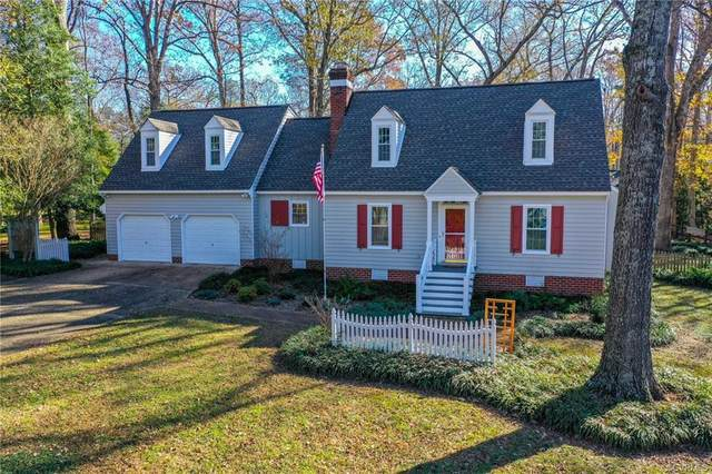 13831 Berkley Davis Drive, Chesterfield, VA 23838 (MLS #2035370) :: The RVA Group Realty