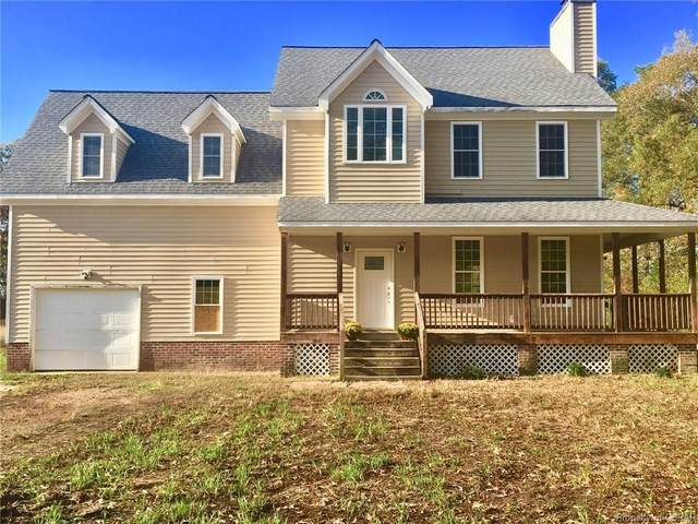 921 Buckley Hall Road, Dutton, VA 23050 (MLS #2035381) :: The Redux Group