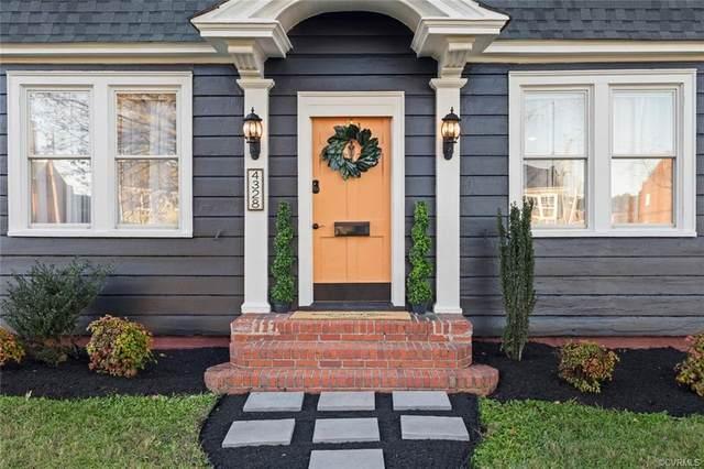 4328 Chamberlayne Avenue, Richmond, VA 23227 (MLS #2035400) :: Treehouse Realty VA