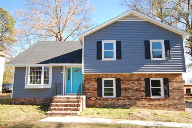 301 Brickland Road, North Chesterfield, VA 23236 (MLS #2035405) :: The Redux Group