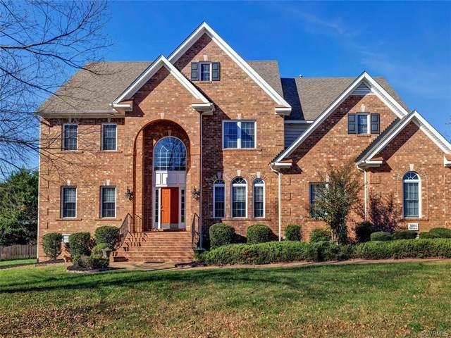 6004 Carrington Green Place, Glen Allen, VA 23060 (MLS #2035417) :: Treehouse Realty VA