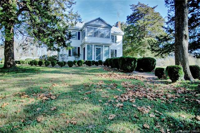 6967 Ware House Road, Gloucester, VA 23061 (MLS #2035421) :: The Redux Group