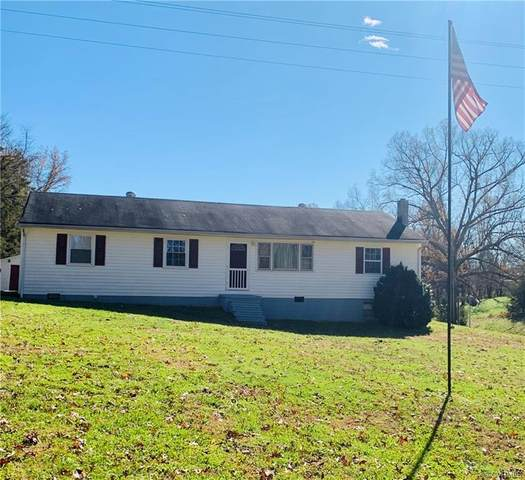 1108 Old Buckingham Road, Powhatan, VA 23139 (MLS #2035423) :: Village Concepts Realty Group