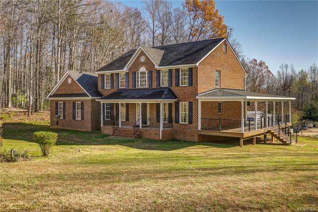 4677 Walton Road, Louisa, VA 23093 (MLS #2035440) :: The Redux Group