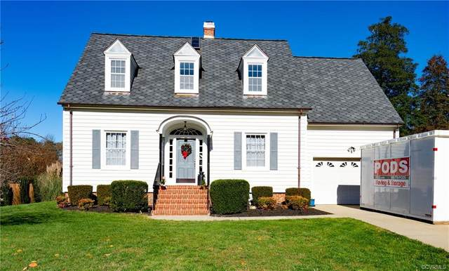 4212 Village Woods Lane, Chester, VA 23831 (MLS #2035451) :: The Redux Group