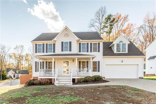 12706 Winfree Street, Chester, VA 23831 (MLS #2035457) :: The Redux Group