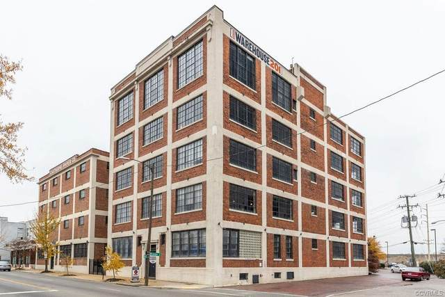 201 Hull Street U33, Richmond, VA 23224 (MLS #2035482) :: Blake and Ali Poore Team