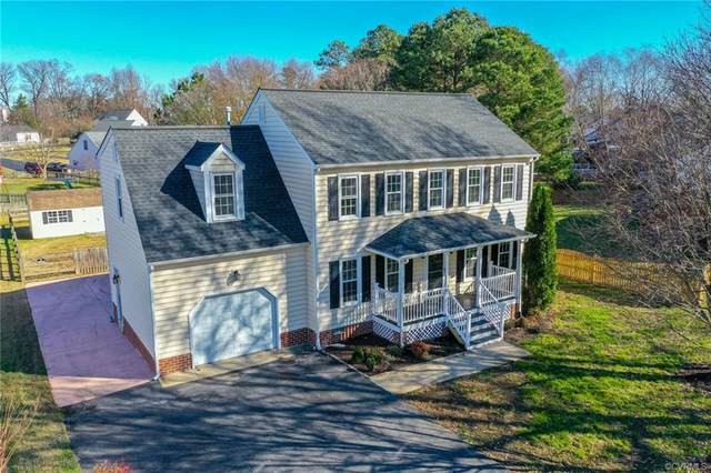 6440 Little Sorrel Drive, Mechanicsville, VA 23111 (MLS #2035489) :: Blake and Ali Poore Team