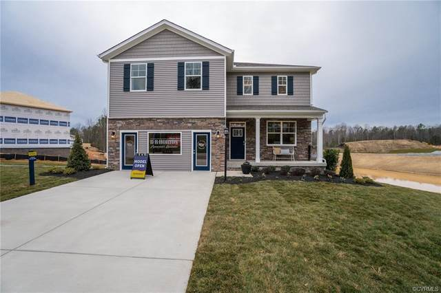 6454 Faulkner Drive, Chesterfield, VA 23234 (MLS #2035492) :: The RVA Group Realty