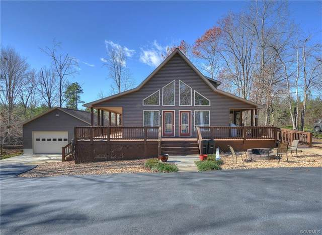 138 W Pebble Beach Drive, Gordonsville, VA 22942 (#2035496) :: Abbitt Realty Co.