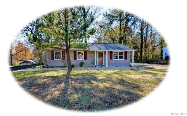 107 Old Colonial Drive, Williamsburg, VA 23188 (MLS #2035507) :: EXIT First Realty