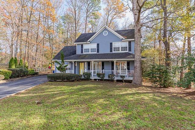 2227 Providence Terrace, North Chesterfield, VA 23111 (MLS #2035510) :: The Redux Group