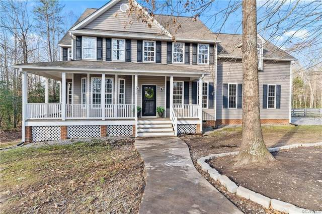 3010 Redeye Court, Goochland, VA 23153 (MLS #2035518) :: The Redux Group