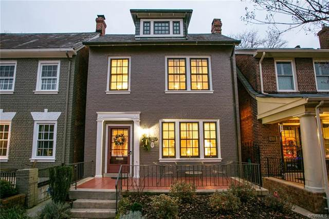 3215 Kensington Avenue, Richmond, VA 23221 (MLS #2035522) :: The RVA Group Realty
