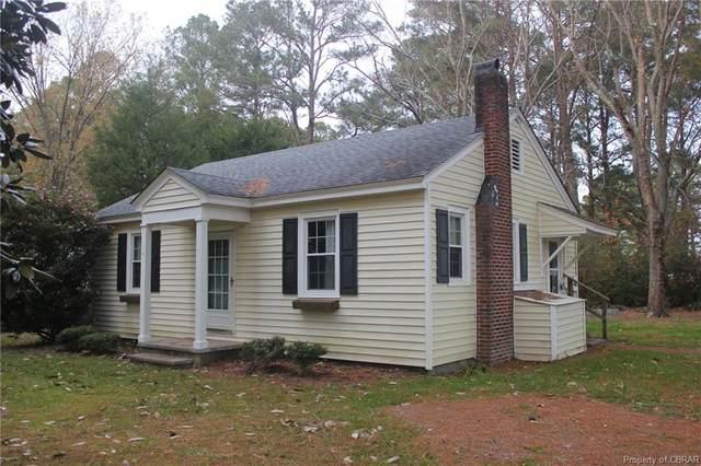 50 Irvinville Lane, Mathews, VA 23109 (MLS #2035525) :: The Redux Group
