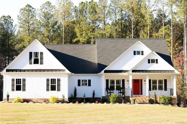 19000 Laurel Brook Drive, Sutherland, VA 23885 (MLS #2035530) :: The Redux Group