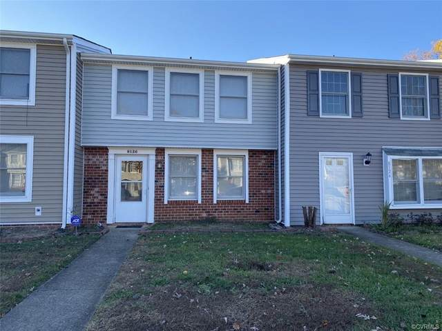 8126 Clovertree Court, North Chesterfield, VA 23235 (MLS #2035535) :: The Redux Group