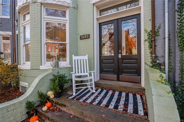 1605 Grove Avenue U1, Richmond, VA 23220 (MLS #2035536) :: The Redux Group