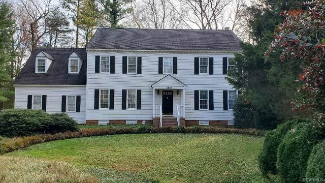 2602 Northwind Court, Henrico, VA 23233 (MLS #2035542) :: The Redux Group