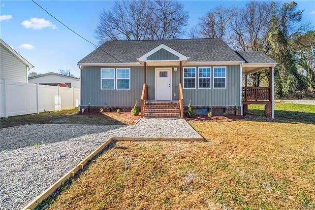 309 Watkins Street, Farmville, VA 23901 (MLS #2035546) :: Treehouse Realty VA
