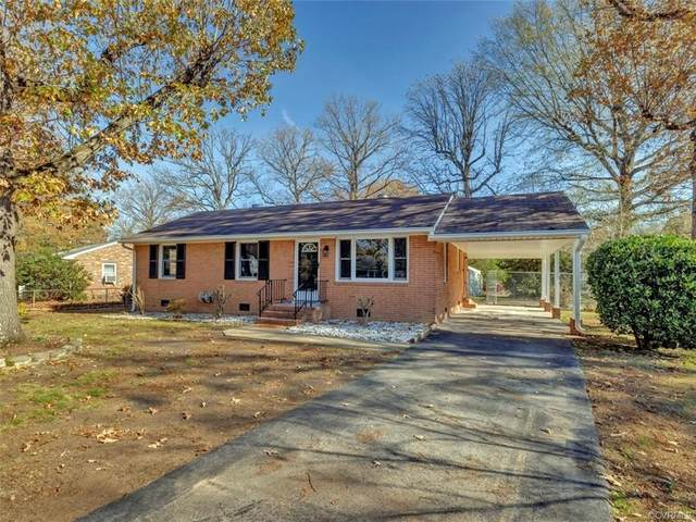 6151 Strathcona Street, North Chesterfield, VA 23234 (MLS #2035557) :: The Redux Group