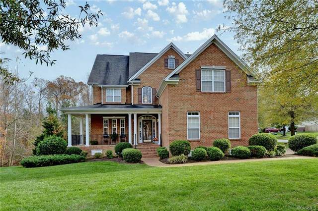 100 Sloop Court, Williamsburg, VA 23185 (#2035568) :: Abbitt Realty Co.