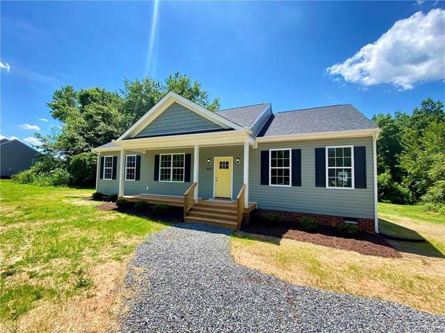 11201 Genito Road, Amelia Courthouse, VA 23002 (MLS #2035584) :: The Redux Group
