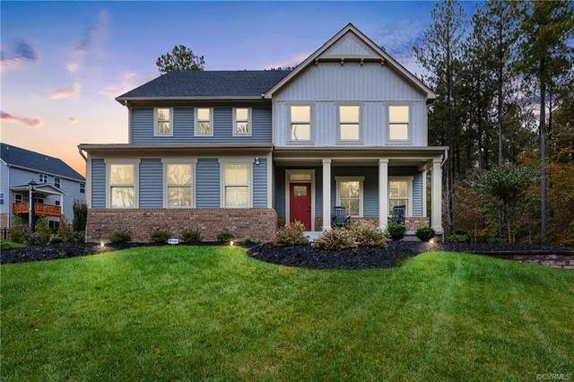 8506 Forge Gate Lane, Chesterfield, VA 23832 (MLS #2035602) :: The Redux Group