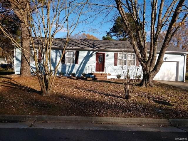 909 Pembroke Street, Hopewell, VA 23860 (MLS #2035610) :: Treehouse Realty VA