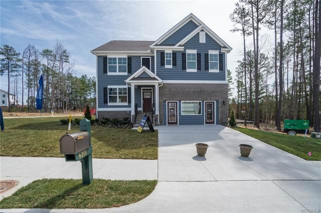 7623 Sedge Drive, New Kent, VA 23124 (MLS #2035617) :: The Redux Group