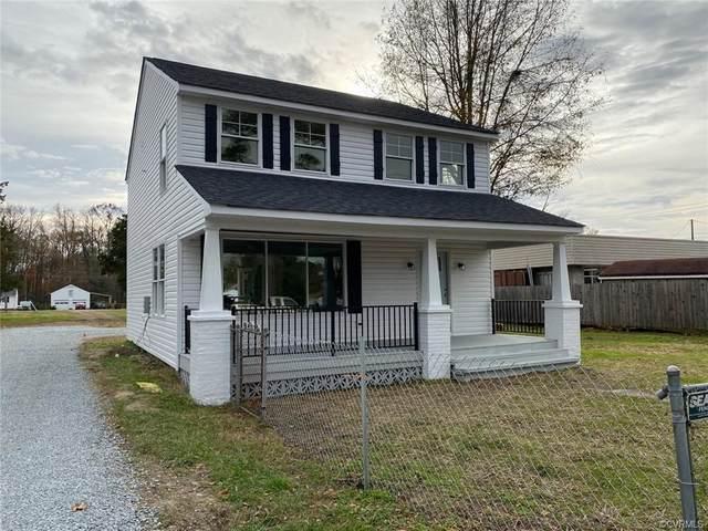 405 E Williamsburg Road, Sandston, VA 23150 (MLS #2035621) :: Village Concepts Realty Group