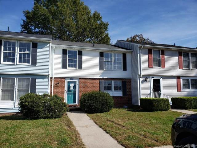 505 Captains Way, Reedville, VA 22539 (MLS #2035627) :: The Redux Group