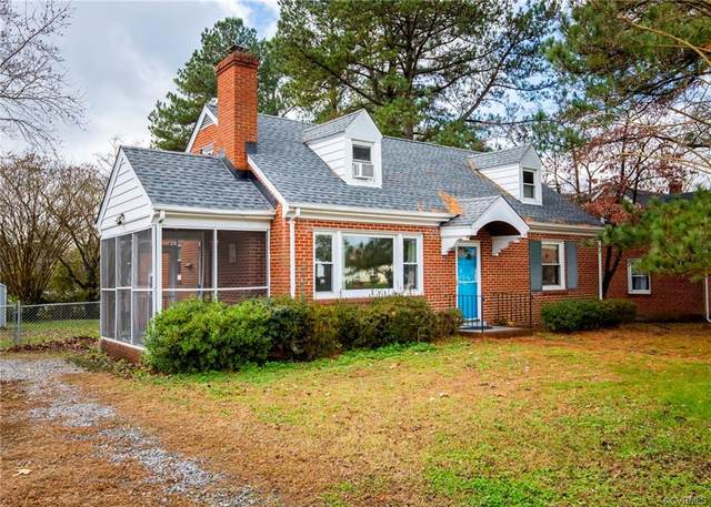 1903 Springdale Road, Richmond, VA 23222 (MLS #2035633) :: Village Concepts Realty Group