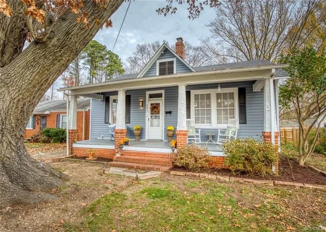 5521 Bloomingdale Avenue, Henrico, VA 23228 (MLS #2035637) :: The Redux Group